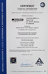 ČSN EN ISO 3834 - 2:2006